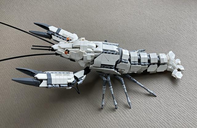LEGO Mecha Crayfish_04