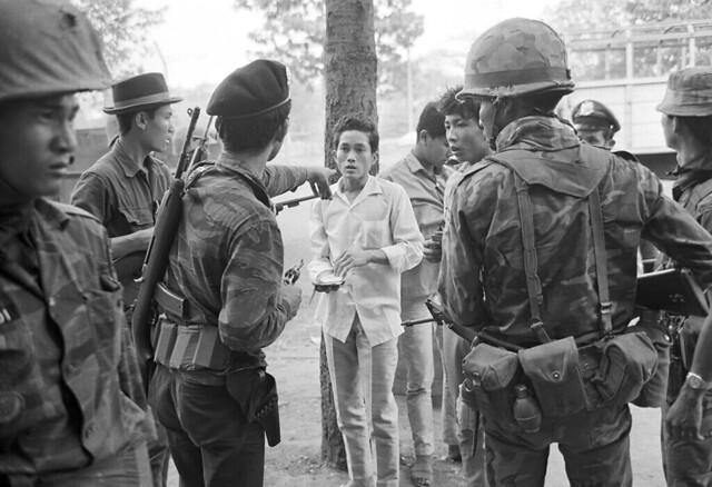Vietnam War - Tet Offensive 1968 - Prisoner