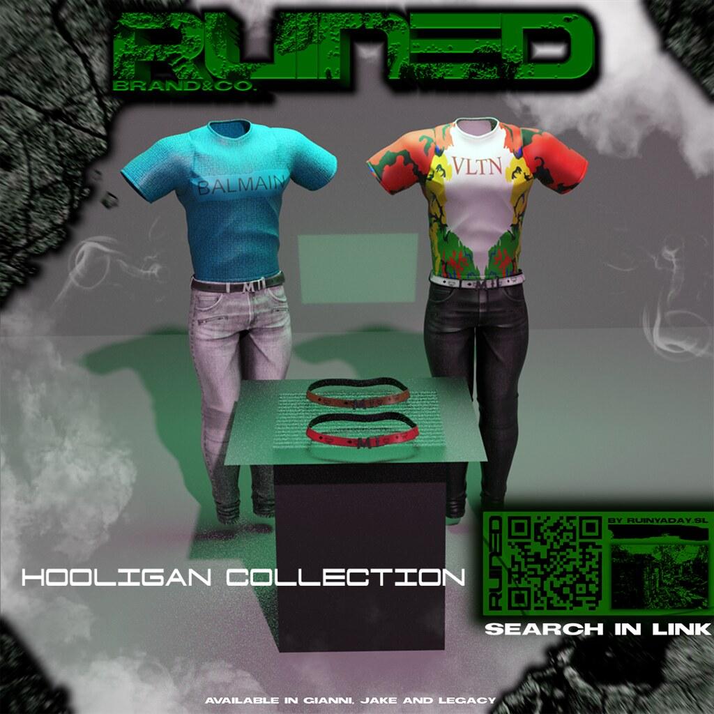 Hooligan Collection AD