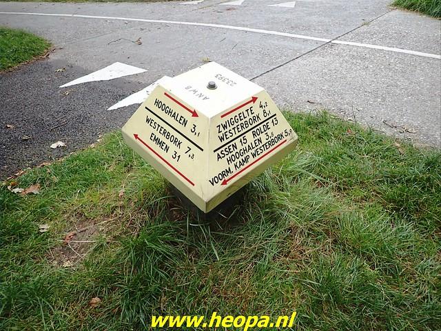 2021-09-11 Bijlen          - Kamp -         - Westerbork -         Station Beilen      32 Km  (117)