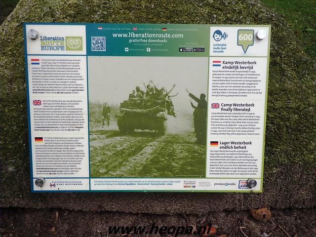 2021-09-11 Bijlen          - Kamp -         - Westerbork -         Station Beilen      32 Km  (83)