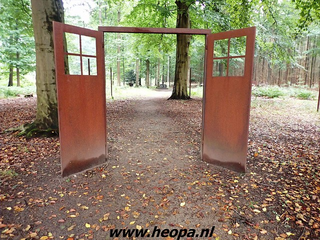2021-09-11 Bijlen          - Kamp -         - Westerbork -         Station Beilen      32 Km  (78)