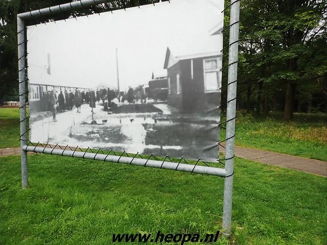 2021-09-11 Bijlen          - Kamp -         - Westerbork -         Station Beilen      32 Km  (76)