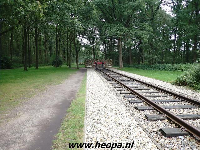 2021-09-11 Bijlen          - Kamp -         - Westerbork -         Station Beilen      32 Km  (63)