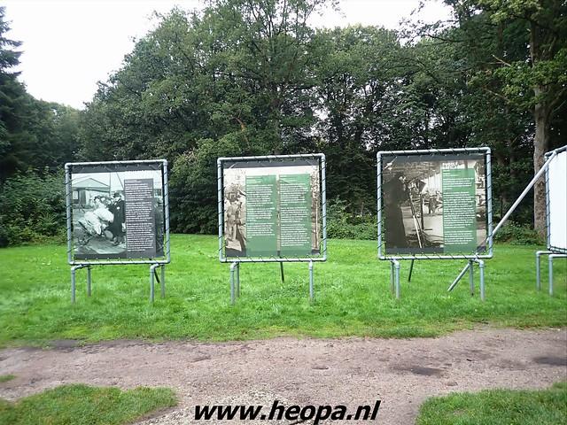 2021-09-11 Bijlen          - Kamp -         - Westerbork -         Station Beilen      32 Km  (49)