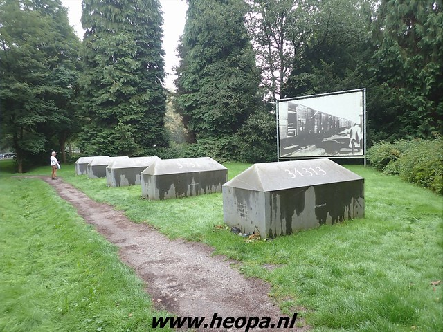 2021-09-11 Bijlen          - Kamp -         - Westerbork -         Station Beilen      32 Km  (40)