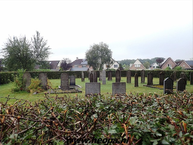 2021-09-11 Bijlen          - Kamp -         - Westerbork -         Station Beilen      32 Km  (8)