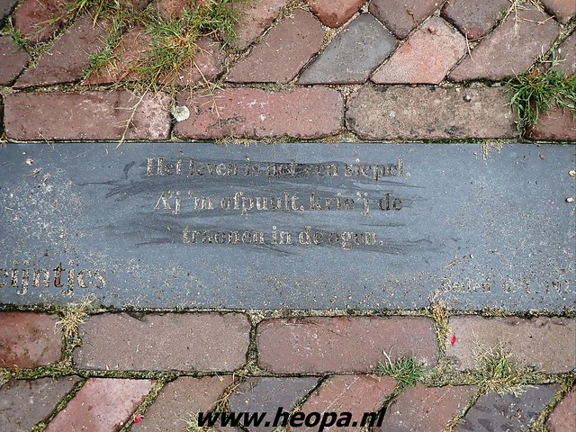 2021-09-11 Bijlen          - Kamp -         - Westerbork -         Station Beilen      32 Km  (4)