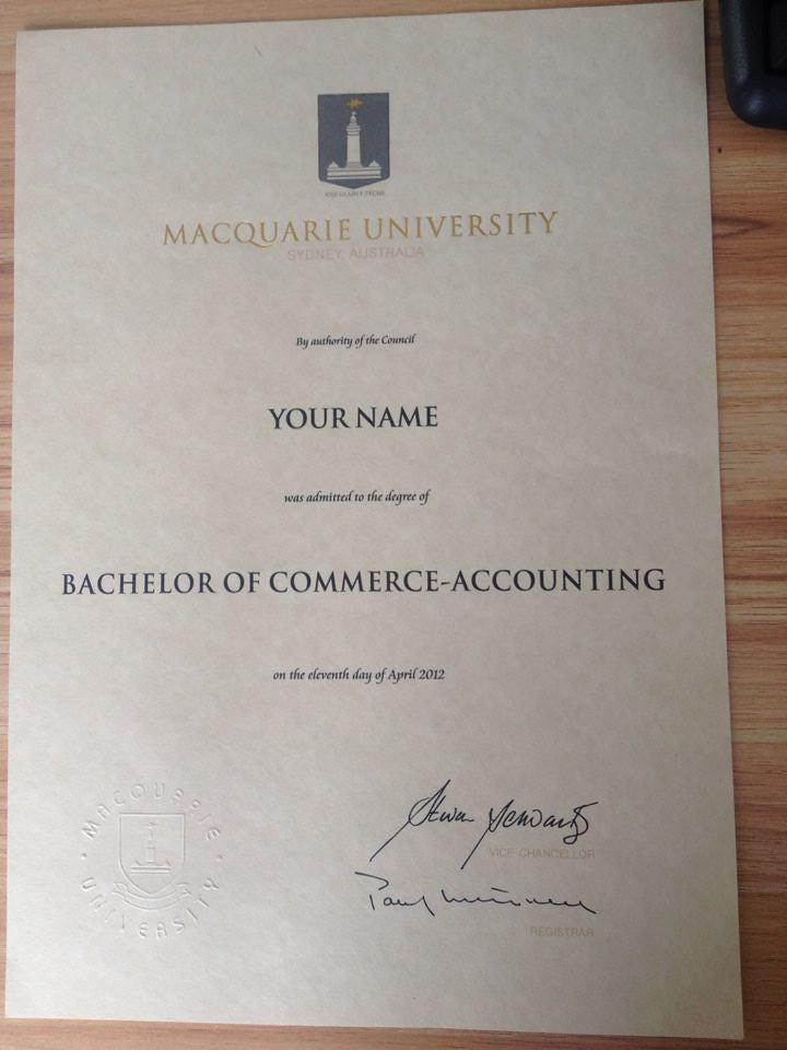 麦加里大学毕业证样本 MU(Macquarie University) QQ微信469405244#澳洲学历#成绩单#留信留服认证 #驾驶证