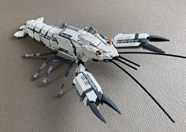 LEGO Mecha Crayfish_09
