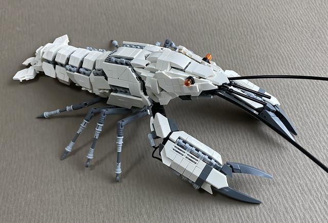 LEGO Mecha Crayfish_07