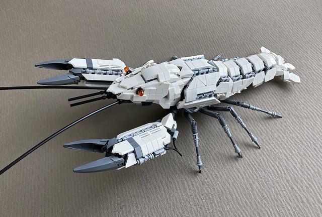 LEGO Mecha Crayfish_02