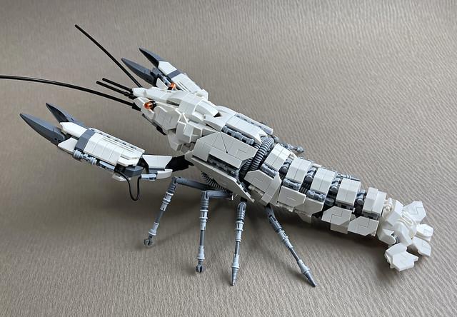 LEGO Mecha Crayfish_01