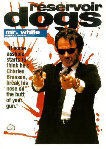 Harvey Keitel in Reservoir Dogs (1992)