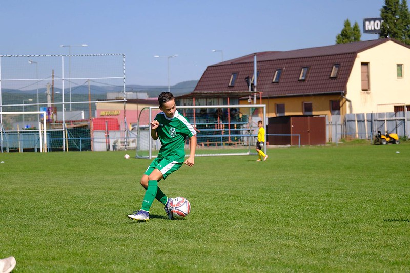 U10A: PŠC Pezinok - ŠK Vrakuňa (09/2020)