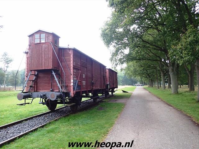 2021-09-11 Bijlen          - Kamp -         - Westerbork -         Station Beilen      32 Km  (54)