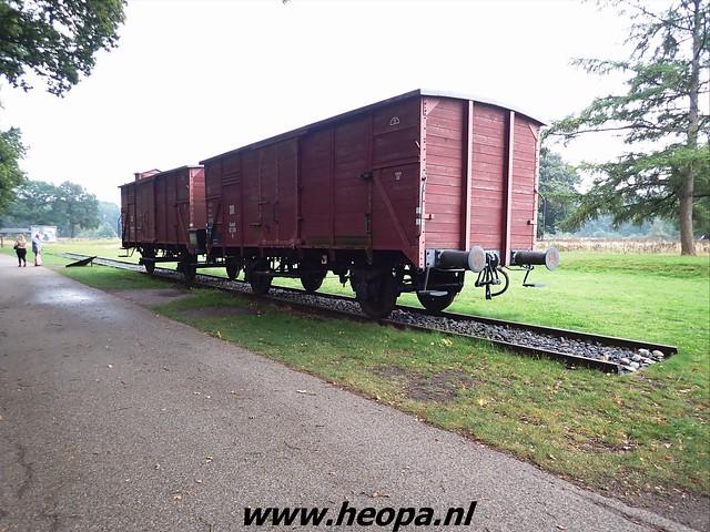 2021-09-11 Bijlen          - Kamp -         - Westerbork -         Station Beilen      32 Km  (52)