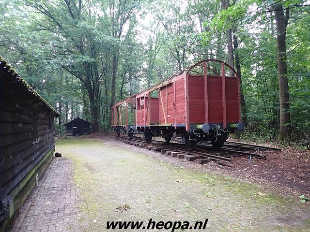 2021-09-11 Bijlen          - Kamp -         - Westerbork -         Station Beilen      32 Km  (33)