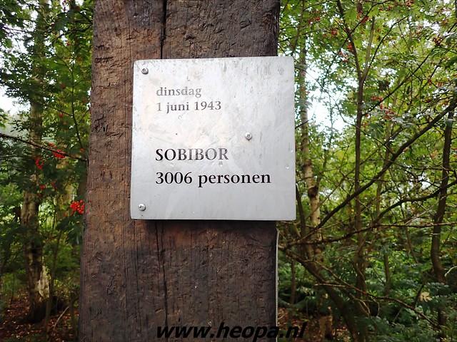 2021-09-11 Bijlen          - Kamp -         - Westerbork -         Station Beilen      32 Km  (27)
