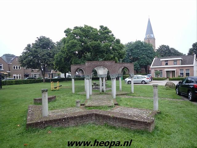 2021-09-11 Bijlen          - Kamp -         - Westerbork -         Station Beilen      32 Km  (3)