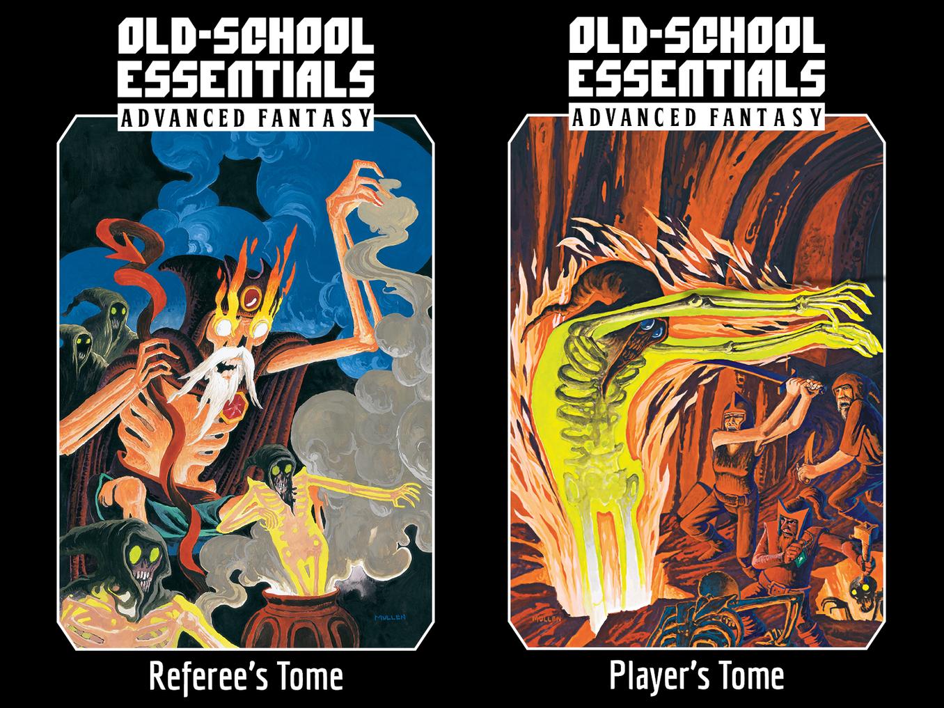 Análisis - Old-School Essentials Advanced Fantasy