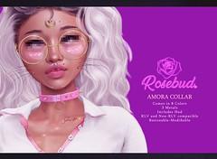 [Rosebud.] Amora Collar