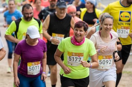 Rodinný běžecký závod ČEZ RunTour v sobotu rozběhal Liberec