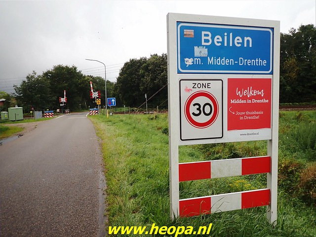 2021-09-11 Bijlen          - Kamp -         - Westerbork -         Station Beilen      32 Km  (129)