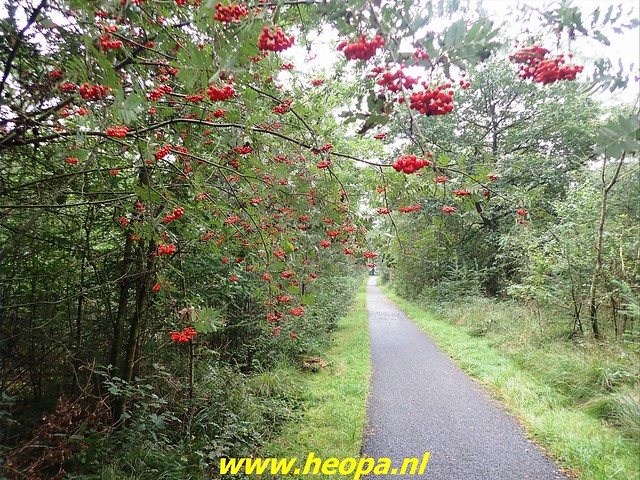 2021-09-11 Bijlen          - Kamp -         - Westerbork -         Station Beilen      32 Km  (114)