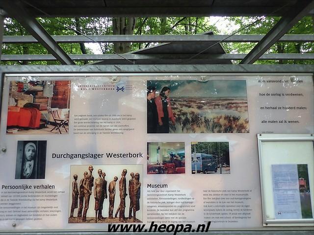 2021-09-11 Bijlen          - Kamp -         - Westerbork -         Station Beilen      32 Km  (101)