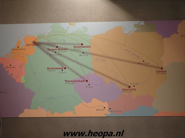 2021-09-11 Bijlen          - Kamp -         - Westerbork -         Station Beilen      32 Km  (100)