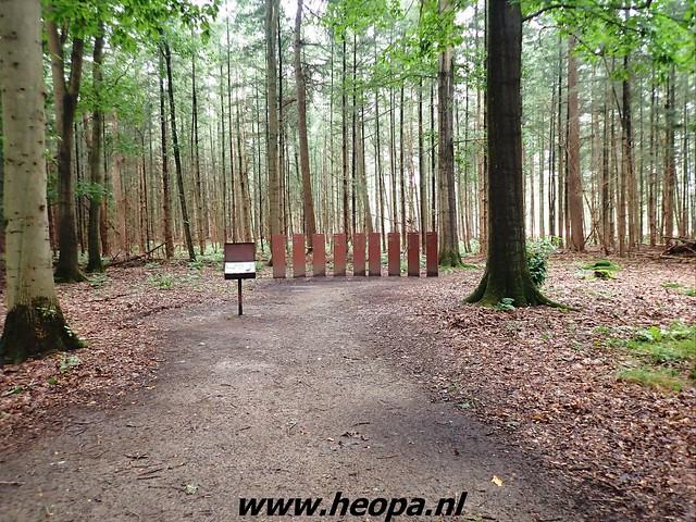 2021-09-11 Bijlen          - Kamp -         - Westerbork -         Station Beilen      32 Km  (80)