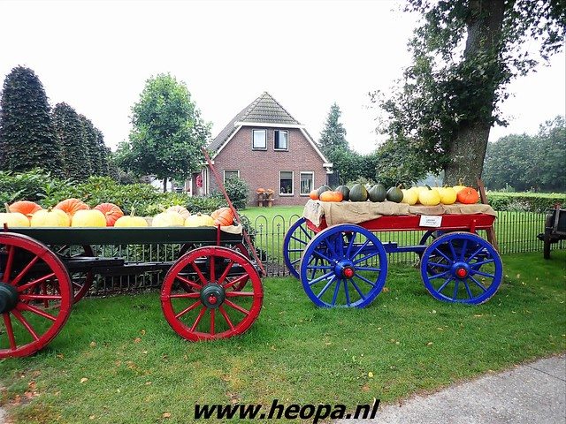 2021-09-11 Bijlen          - Kamp -         - Westerbork -         Station Beilen      32 Km  (15)