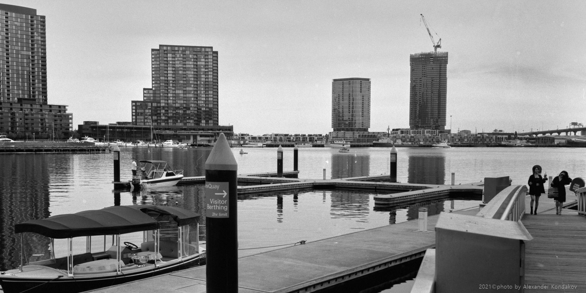 20210201 Docklands Melbourne
