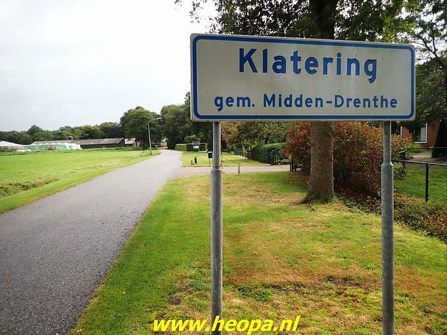 2021-09-11 Bijlen          - Kamp -         - Westerbork -         Station Beilen      32 Km  (125)