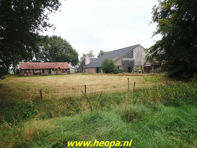 2021-09-11 Bijlen          - Kamp -         - Westerbork -         Station Beilen      32 Km  (124)