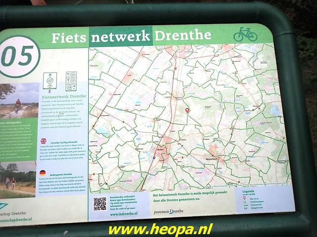 2021-09-11 Bijlen          - Kamp -         - Westerbork -         Station Beilen      32 Km  (116)