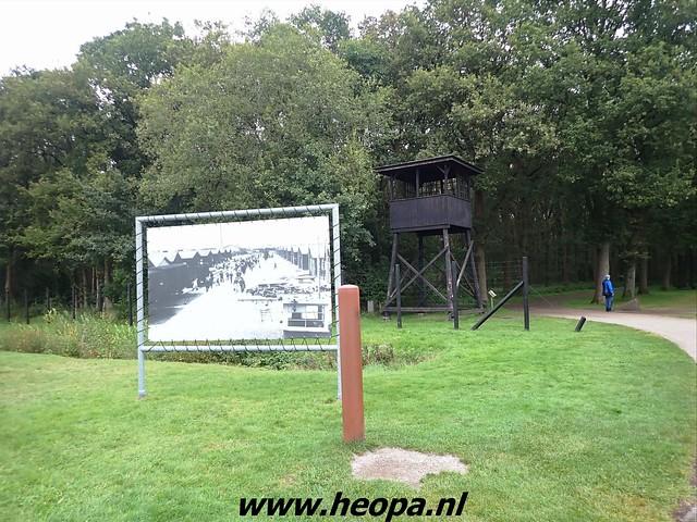 2021-09-11 Bijlen          - Kamp -         - Westerbork -         Station Beilen      32 Km  (60)