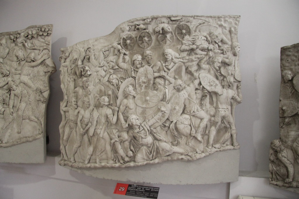 Cast of Trajan
