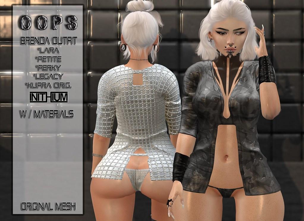 ::OOPS:: Brenda Outfit