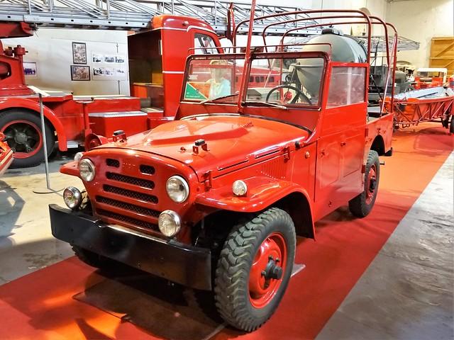 1965 Fiat 1101 Campagnola fotoelettrica