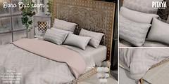 Pitaya - Boho Chic Bed@ C88