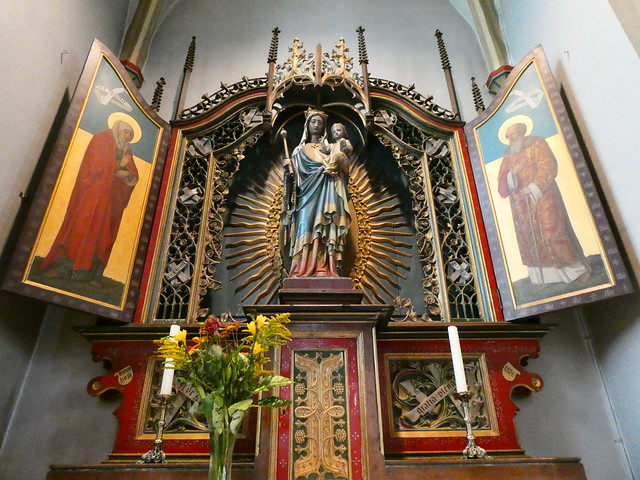 Altar of Our Lady