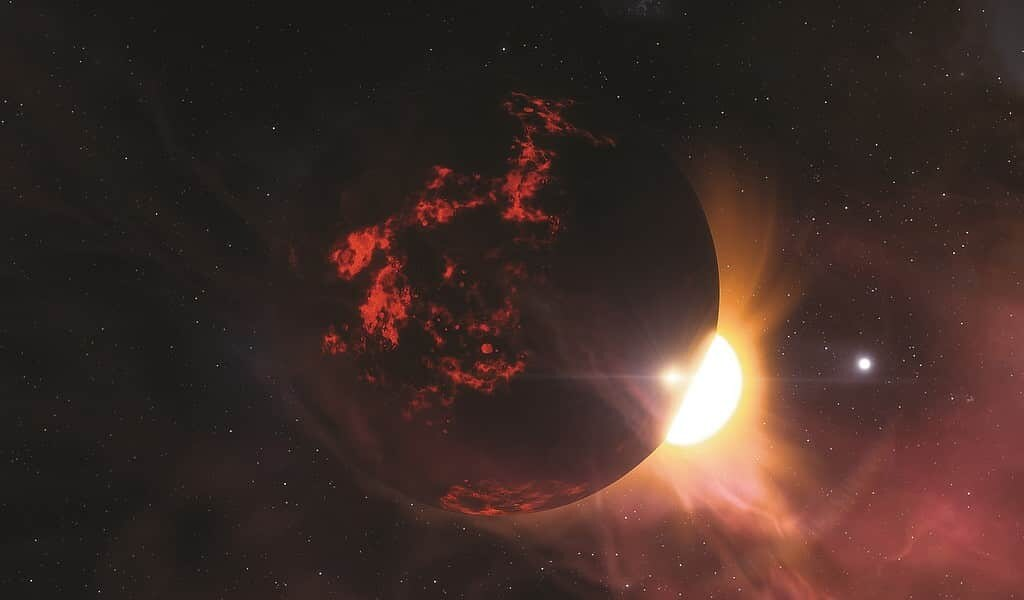 Les étoiles mangeuses de planètes ont une chimie révélatrice
