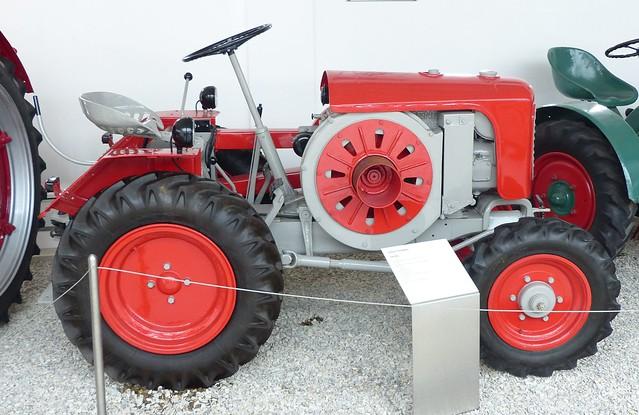 Linder JW 20L 1955 rt