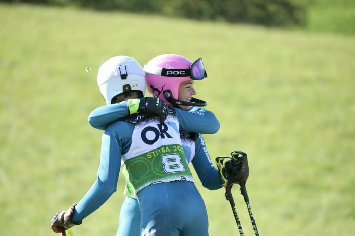 MS v travním lyžování: Superkombinace na MS