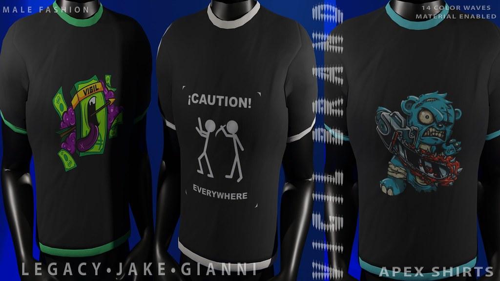 Apex Shirts