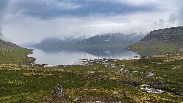 The Fjord at Dynjandi