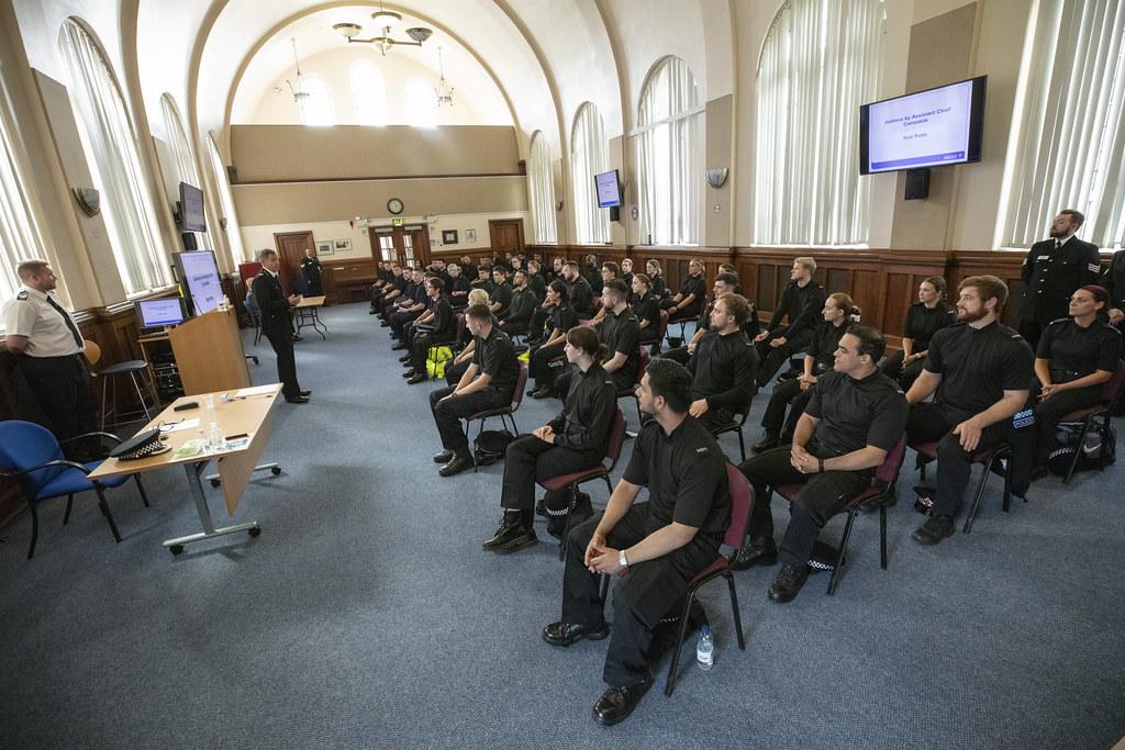 New Officer Attestation -  19.9.21