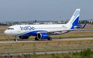 F-WWDS / VT-IIF Airbus A320-251N Indigo s/n 10592 * Toulouse Blagnac 2021 *